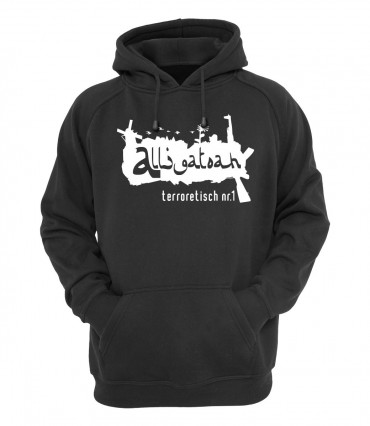 Alligatoah Hoody Logo