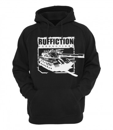 Ruffiction Hoody Logo