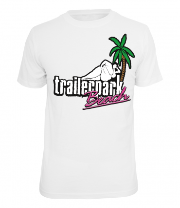 Trailerpark Beach T-Shirt