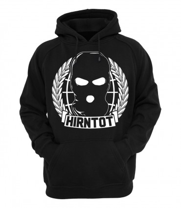 Hirntot Records Hoody World Domination