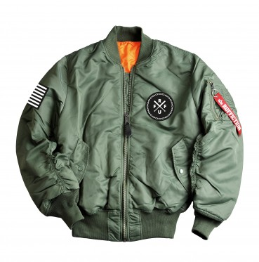 Ruffiction Bomber Jacke Alpha