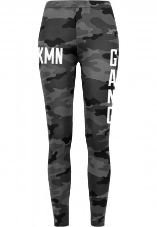 KMN Gang Leggings dark camo