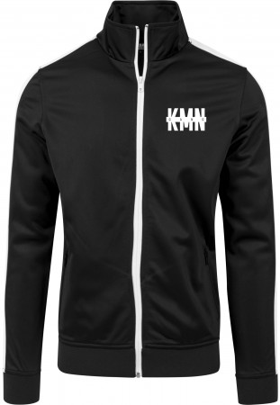 KMN Gang Trainingsjacke schwarz