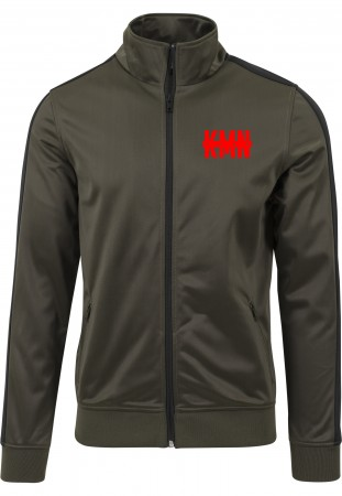 KMN Gang Trainingsjacke dark olive
