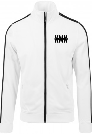 KMN Gang Trainingsjacke weiß