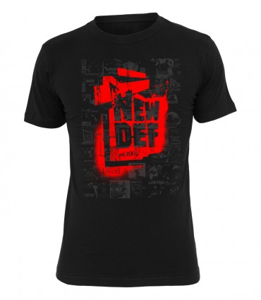 New Def T-Shirt 10 Years Anniversary