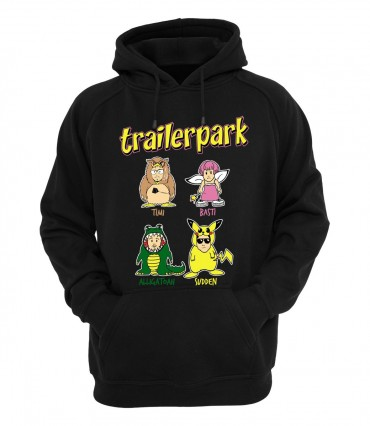 Trailerpark Hoody Comic