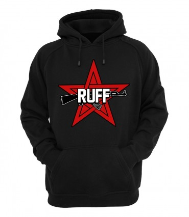 Ruffiction Hoody Bis in den Tod